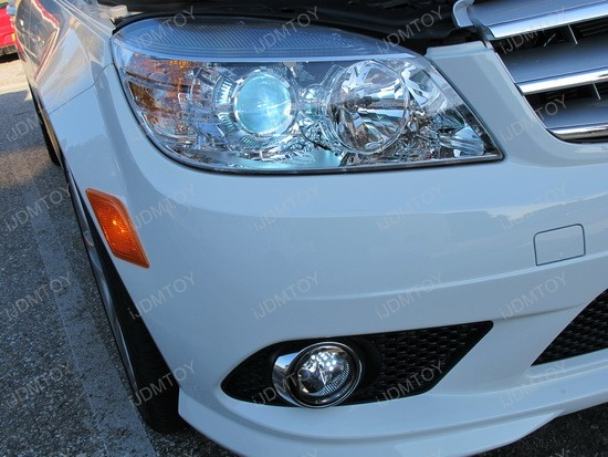 Mercedes - LED - fog - lights - 3
